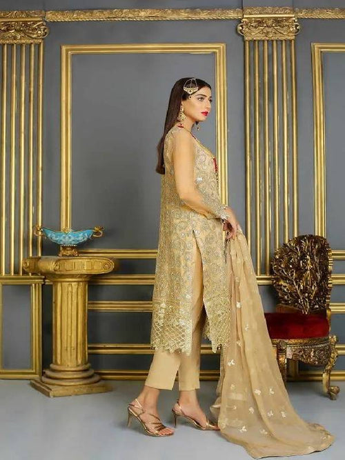 Luxury Festive Chiffon Collection - MulberryFeel