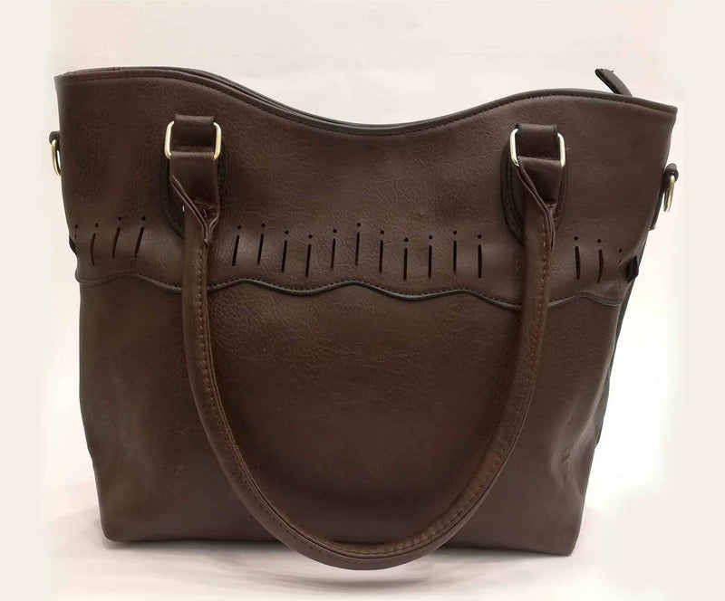 Bag with twin handles - MulberryFeel