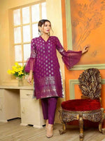 Royal Jacquard Collection Un-Stitched - MulberryFeel