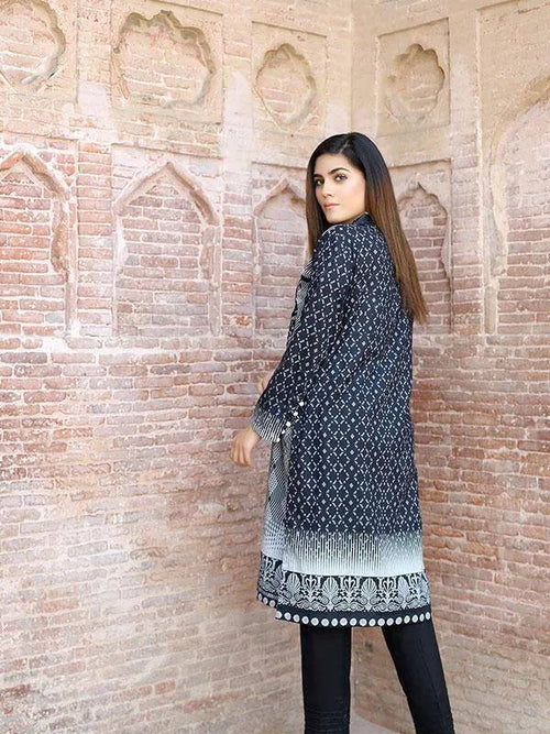Embroidered Premium Lawn – Pret - MulberryFeel