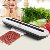 Electric Vacuum Sealer Packaging Machine For Home Kitchen
