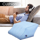 Inflatable Rhombus Leg Pillow