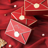 Envelope Shape Candy Boxes Gift Bag CHRISTMAS GIFT BOX
