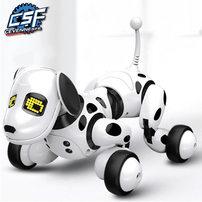 2020 New Remote Control Smart Robot Dog Programable
