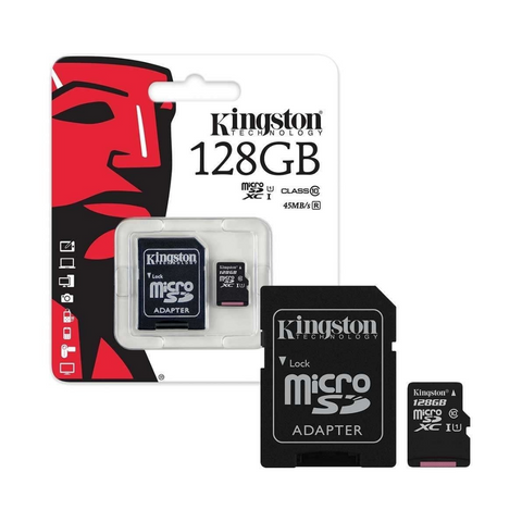 Memoria Kingston 128 GB