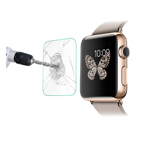 VIDRIO UV APPLE WATCH