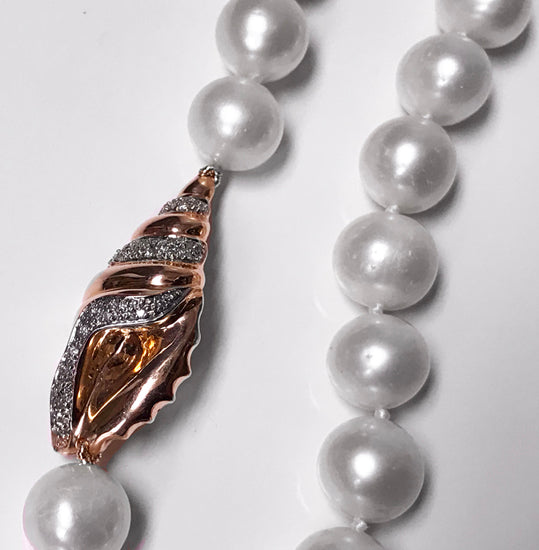 Cultured Pearl Necklace 42 inches