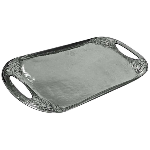 Liberty and Co Archibald Knox Pewter Tray 1902-1905