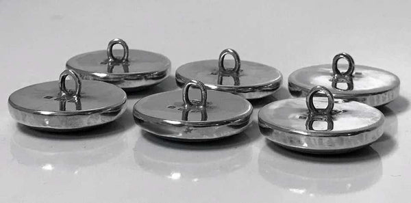 Rare A E Jones Set Silver Ruskin Buttons, Birmingham, 1903
