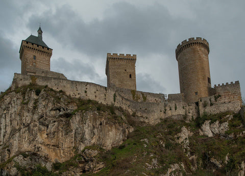 Chateau-medieval