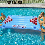 Matelas gonflable spécial Beer Pong Chopedebiere® - chopedebiere.com