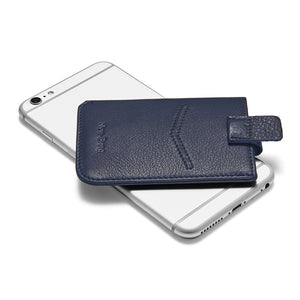 Minimalist Front Pocket Wallet (Blue)