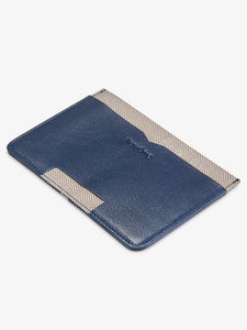 Thin Mini Card Holder Purse (Blue)