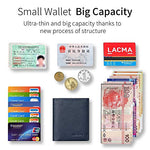 Load image into Gallery viewer, Bifold RFID Front Pocket Wallet (Blue)