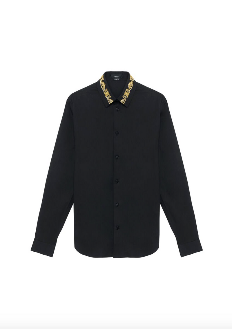 Barocco Embroidered Shirt