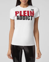 T-shirt Round Neck SS Plein Addict