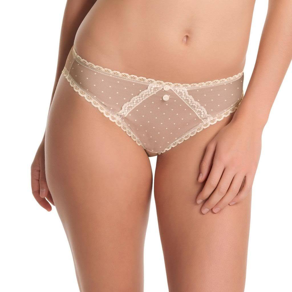 Freya Lacey Brief, Cafe Latte