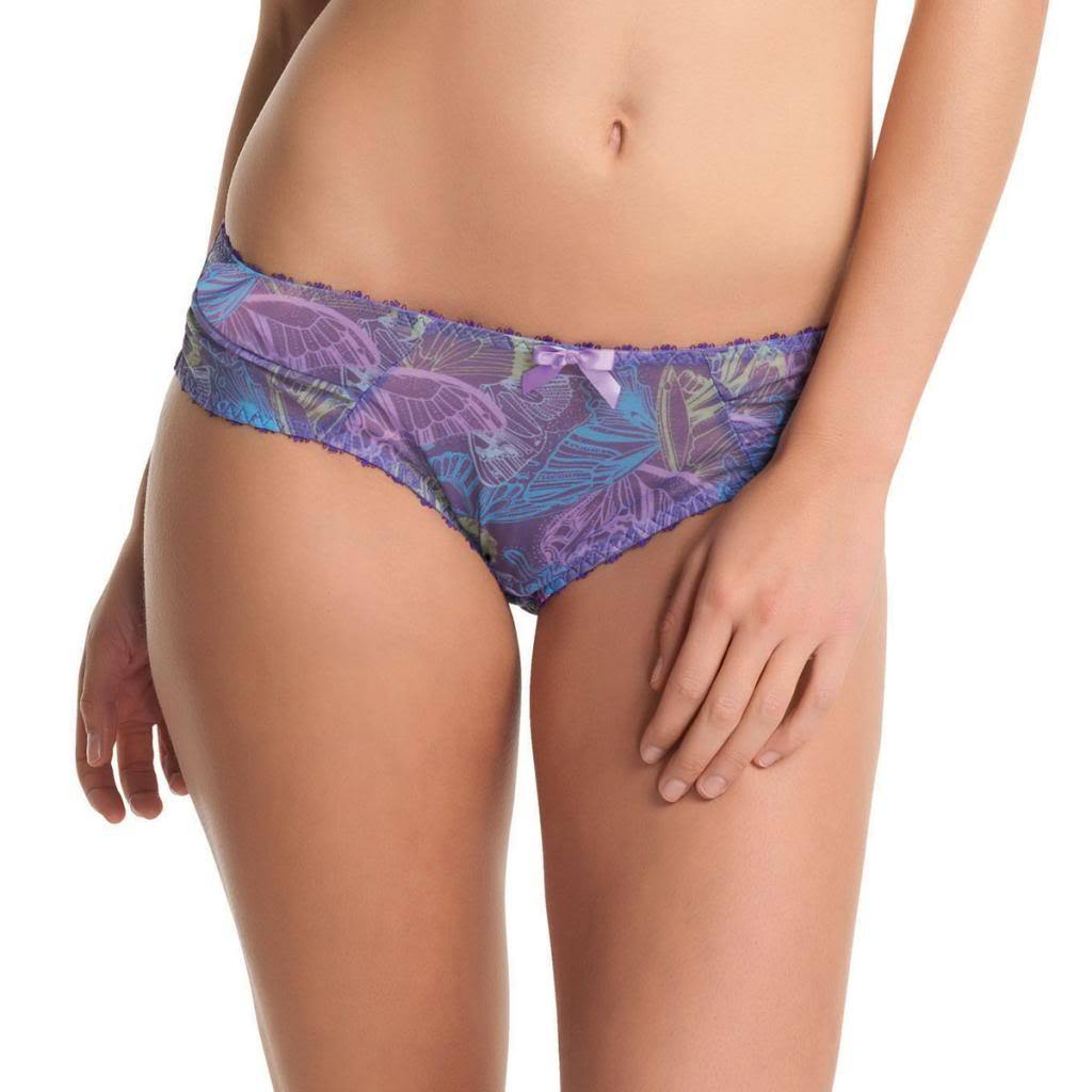 Freya Untamed Brief, Amethyst