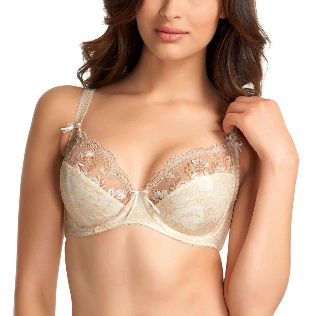 Fantasie Vivienne Bra With Side Support, Latte