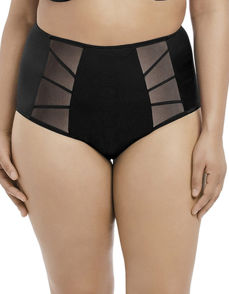 Elomi Sachi Full Brief, Black