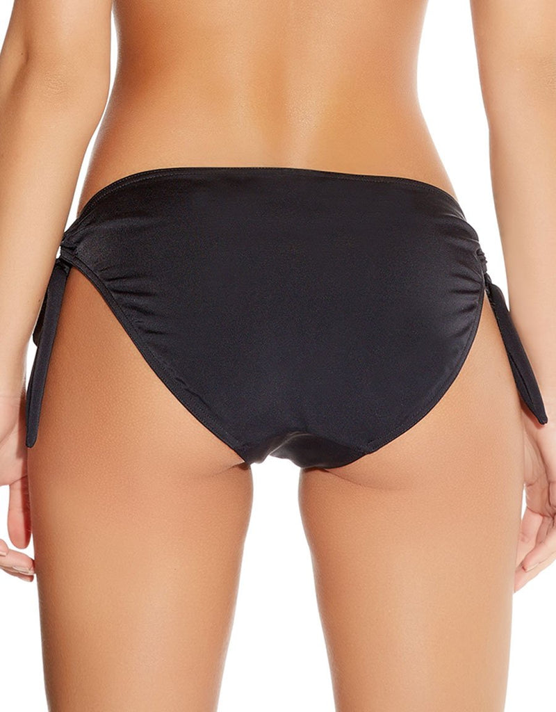 Freya Deco Swim Hipster Tie Side Brief, Black