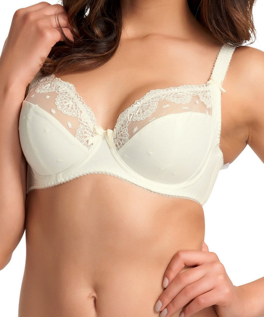Fantasie Samantha Underwire Side Support Bra, Ivory