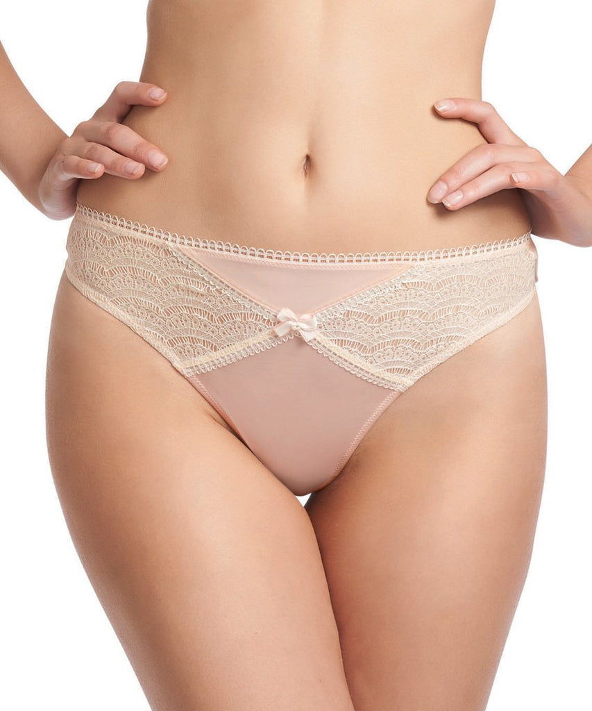 Fauve Coco Thong, Powder Puff