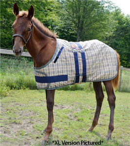 5/A Baker® Expand-O-Blanket Turnout for Foal & Pony