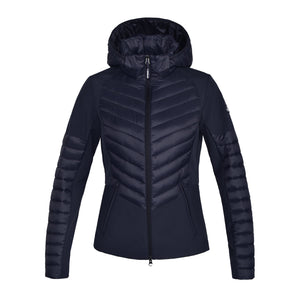 Classic Hybrid Jacket Ladies - Navy