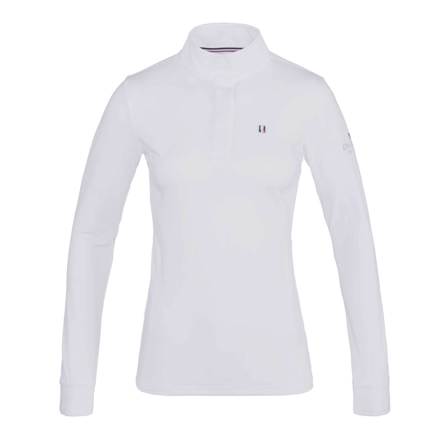 Classic Ladies LS Show Shirt