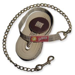 5/a Baker Lunge Line with Chain