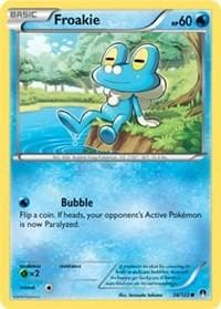 Froakie (38) [XY - BREAKpoint] - Poke-Collect