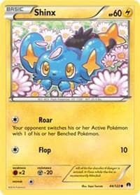 Shinx (44) [XY - BREAKpoint] - Poke-Collect