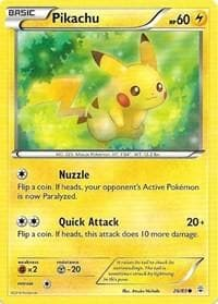Pikachu (26) [Generations] - Poke-Collect