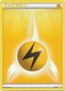 Lightning Energy (8) (8) [XY Trainer Kit: Pikachu Libre & Suicune] - Poke-Collect