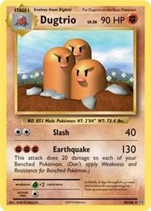 Dugtrio (56) [XY - Evolutions] - Poke-Collect