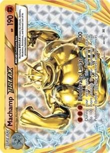 Machamp BREAK (60) [XY - Evolutions] - Poke-Collect