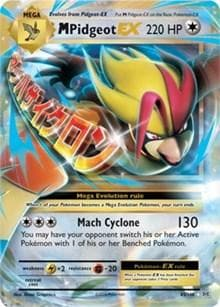 M Pidgeot EX (65) [XY - Evolutions] - Poke-Collect