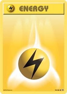 Lightning Energy (94) [XY - Evolutions] - Poke-Collect
