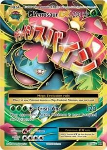 M Venusaur EX (Full Art) (100) [XY - Evolutions] - Poke-Collect