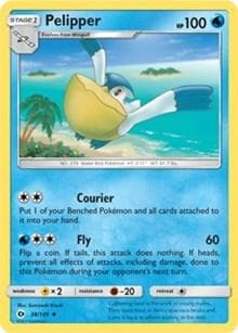 Pelipper (38) [SM Base Set] - Poke-Collect