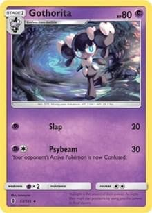 Gothorita (53) [SM - Guardians Rising] - Poke-Collect