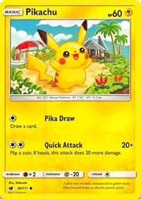 Pikachu (30) [SM - Crimson Invasion] - Poke-Collect