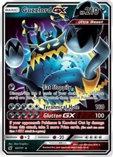 Guzzlord GX (63) [SM - Crimson Invasion] - Poke-Collect