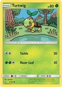Turtwig (7) (7) [SM - Ultra Prism] - Poke-Collect