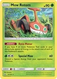 Mow Rotom (14) [SM - Ultra Prism] - Poke-Collect