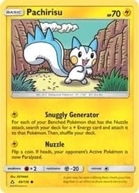 Pachirisu (49) [SM - Ultra Prism] - Poke-Collect