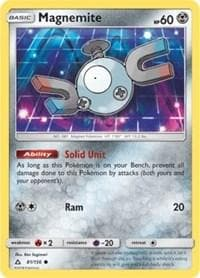 Magnemite (81) (81) [SM - Ultra Prism] - Poke-Collect