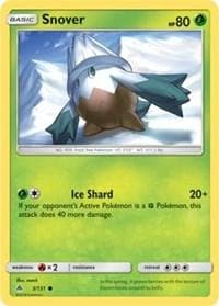 Snover (3) [SM - Forbidden Light] - Poke-Collect