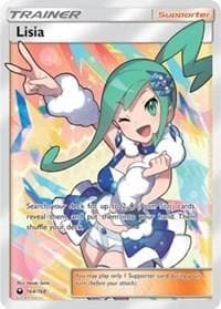 Lisia (Full Art) (164) [SM - Celestial Storm] - Poke-Collect